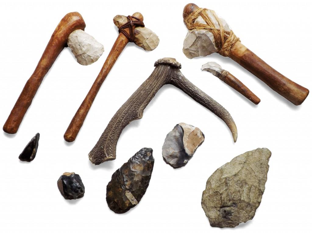 Artefacts display