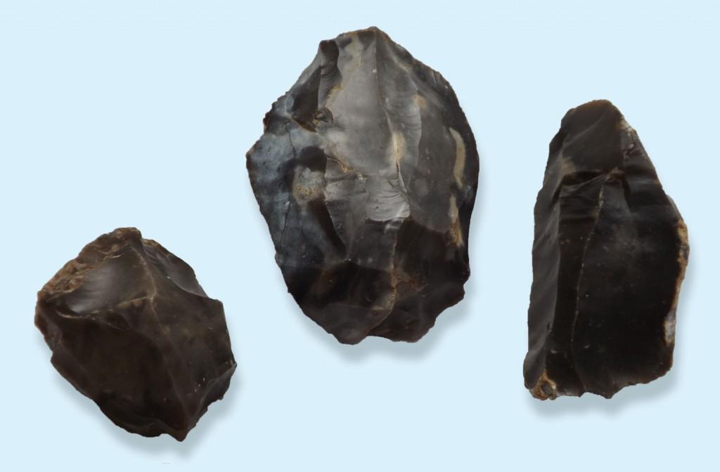 Prehistoric artefacts